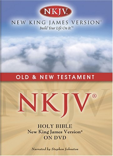 New King James Bible Complete New King James Bible Complete Nr 2 DVD Set