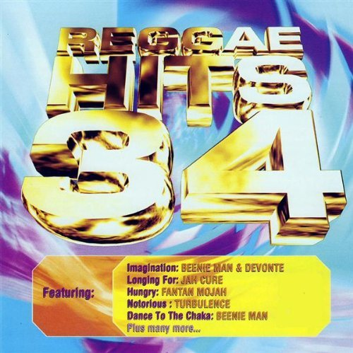 Reggae Hits Vol. 34 Reggae Hits Sizzla Mr. Vegas Jah Cure