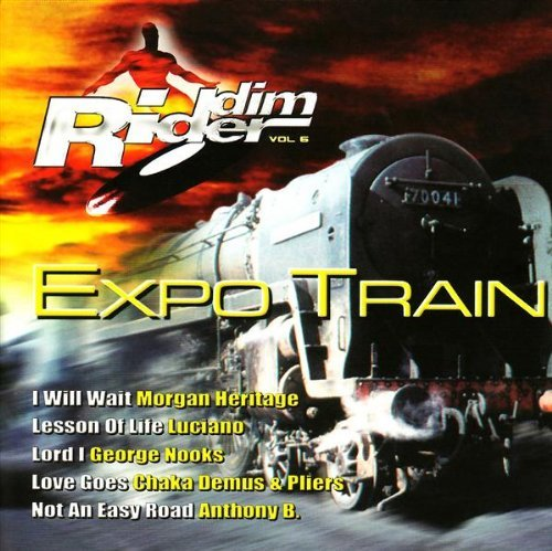 Riddim Rider Expo Train