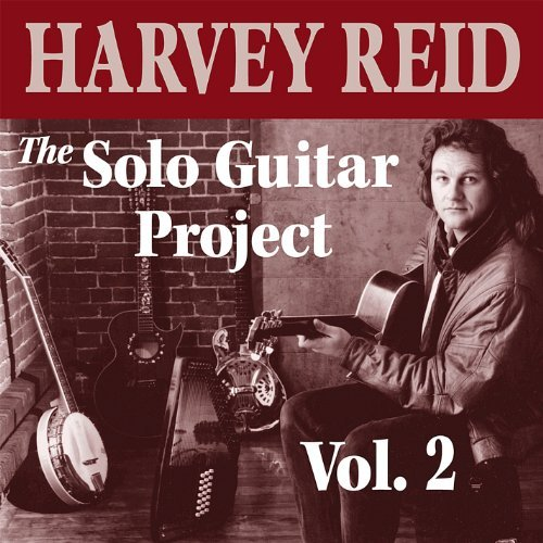 Harvey Reid Vol. 2 Solo Guitar Project