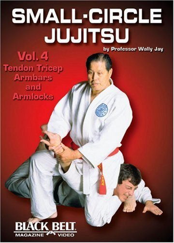 Small Circle Jujitsu Vol. 4 Tendon Tricep Armbars & Nr