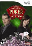 Wii World Champ Poker All In