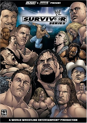 Wwe Survivor Series (2004) Clr Nr