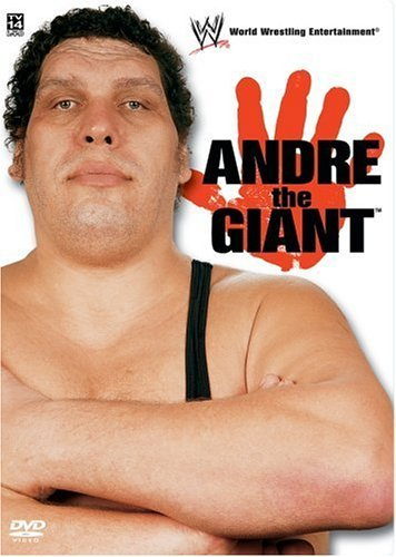 Wwe Andre The Giant DVD Nr
