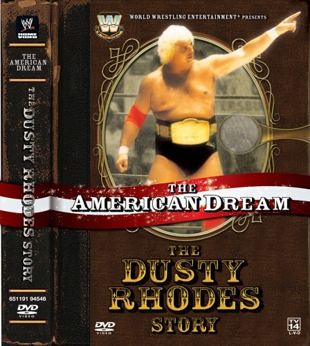 Wwe American Dream Dusty Rhodes S 3 DVD Set