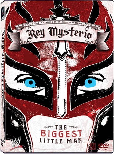 Rey Mysterio The Biggest Litt Wwe Tv14 3 DVD