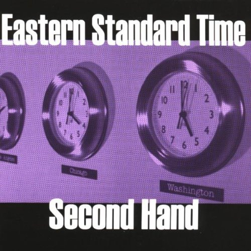 Eastern Standard Time Second Hand