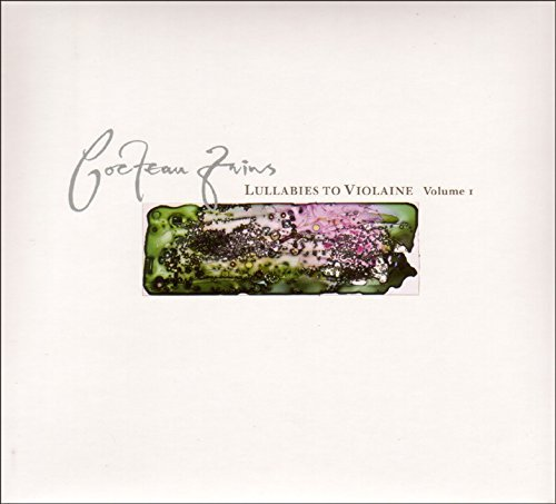 Cocteau Twins Vol. 1 Lullabies To Violaine 2 CD Set