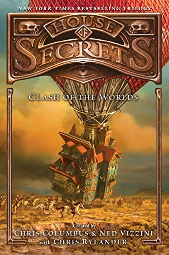 Chris Columbus House Of Secrets Clash Of The Worlds