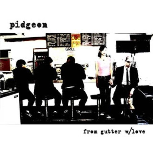 Pidgeon From Gutter With Love