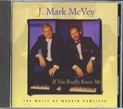 J. Mark Mcvey If You Really Knew Me The Music Of Marvin Hamlisch