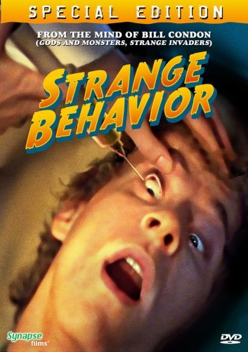 Strange Behavior Strange Behavior Ws R