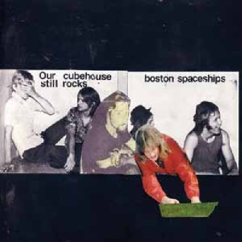 Boston Spaceships Our Cubehouse Still Rocks