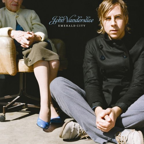 John Vanderslice Emerald City Digipak