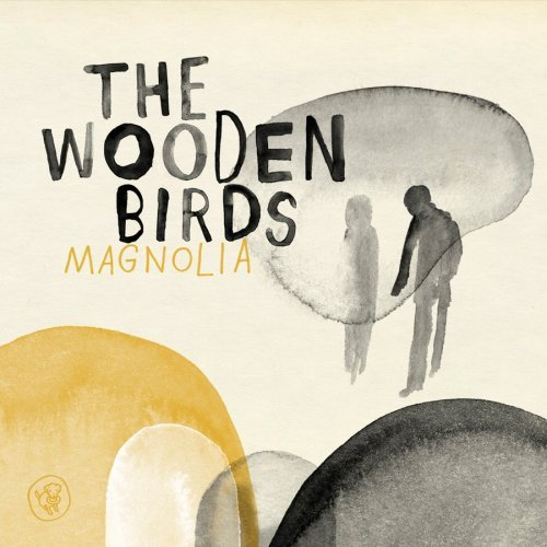 Wooden Birds Magnolia