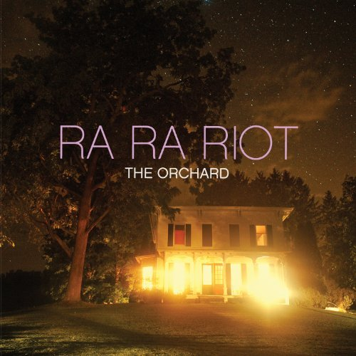 Ra Ra Riot Orchard Deluxe Ed. Incl. DVD