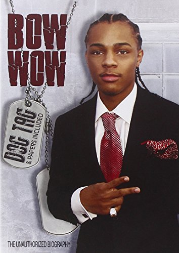Bow Wow Dog Tag & Papers Included Nr