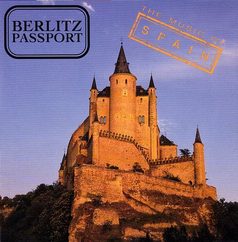 Berlitz Passport Music Of Spain