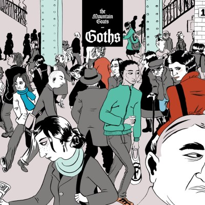 Album Art for Goths by The Mountain Goats
