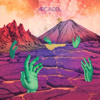 Album Art for Arcadea (Black vinyl) by ARCADEA