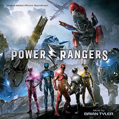 Album Art for Power Rangers - Original Motion Picture Soundtrack by Brian Tyler