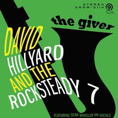 David & Rocksteady 7 Hillyard Giver (white Vinyl) Indie Exclusive