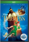 Peter Pan Disney DVD G