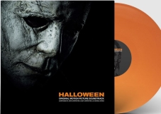 Halloween (2018) Halloween (2018) (pumpkin Orange Vinyl) John Carpenter Indie Exclusive