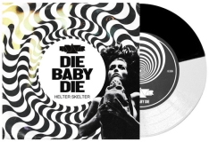 "Kadavar Die Baby Die White Black Bi Coloured Vinyl 7""ep"