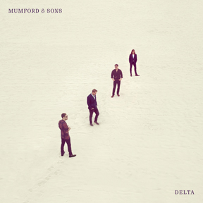 Mumford & Sons Delta (sand Colored Vinyl) Sand Colored Vinyl 2lp