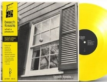 Beach Fossils What A Pleasure Yellow Vinyl