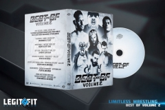 Limitless Wrestling Best Of Limitless Vol 2 Local