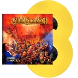 Blind Guardian Night At The Opera (yellow) Yellow Double Lp (euro Import)