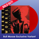 Bernie Worrell Pieces Of Woo The Other Side 2lp Red 180g Vinyl Bull Moose Exclusive