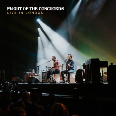 Flight Of The Conchords Live In London (loser Edition) 3lp Loser Edition Blue Yellow Vinyl