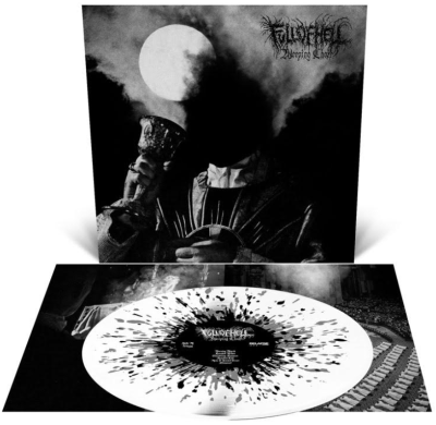 Full Of Hell Weeping Choir (black Grey Splatter Vinyl) Heavy Black & Grey Splatter Vinyl Ltd To 500