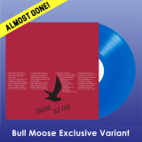 Mack Porter Peace On You (bull Moose Exclusive #15) Bull Moose Exclusive #15 Blue Vinyl Limited To 100 Copies