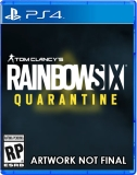 Ps4 Tom Clancy's Rainbow Six Quarantine