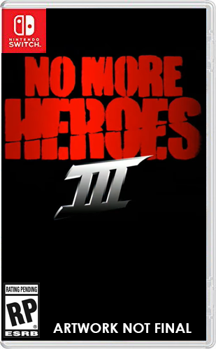Nintendo Switch No More Heroes 3