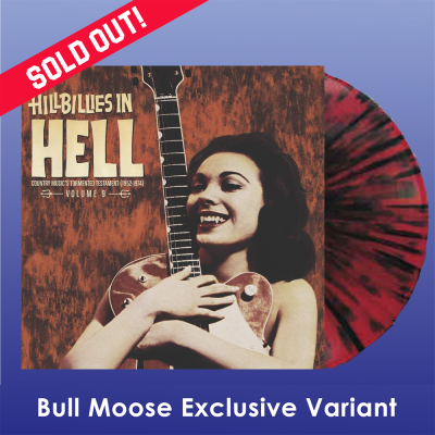 hillbillies-in-hell-volume-9-bull-moose-exclusive-red-with-black-splatter-vinyl-bull-moose-exclusive-9-limited-to-200-copies-
