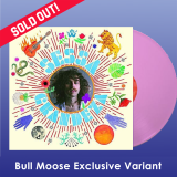 Sessa Grandeza (pink Vinyl) Pink Vinyl Ltd To 100 (split With Zia Record Exchange) Bull Moose Exclusive #20