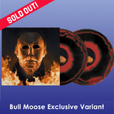 Halloween (2018) Soundtrack Expanded Edition (bull Moose Exclusive #22) 2 Lp Pool Of Blood Vinyl John Carpenter Ltd To 400 Copies