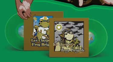 Colonel Les Claypool's Fearless Flying Frog Brigade Live Frogs Sets 1 & 2 3xlp Green Vinyl Rsd Bf Exclusive Ltd. 3000