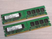 Goodtech 2 Sticks Of 2gb Ddr2 Pc2 6400 Memory Ram Various Brands