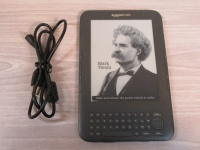 Goodtech Amazon Kindle Keyboard D00901 Digital Ereader Ebook Device