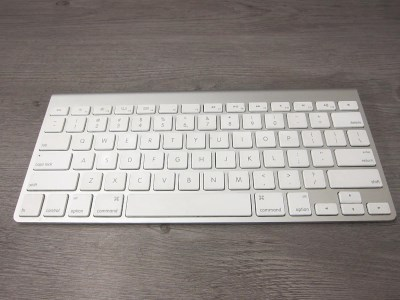 Goodtech Apple Wireless Bluetooth Keyboard For Apple Tested White Model A1314