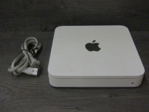 Apple Time Capsule Nas Wifi N Router 1tb Hdd A1254 1st Generation Wireless N Router With Hdd Tested Apple Wireless N Router 1tb Hdd External Storage
