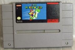 Super Nintendo Cartridge Only Super Mario World Super Nintendo Cartridge Only Super Mario World Used Video Game Cartidge Only