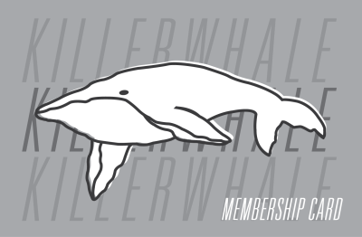 Killerwhale New Membership Web Signup