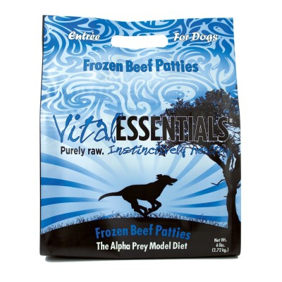 vital-essentials-frozen-dog-food-beef-patties